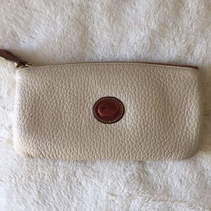 Authentic Dooney & Bourke Leather Pouch